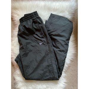 Nike Dark Gray Track Pants Joggers Size Medium